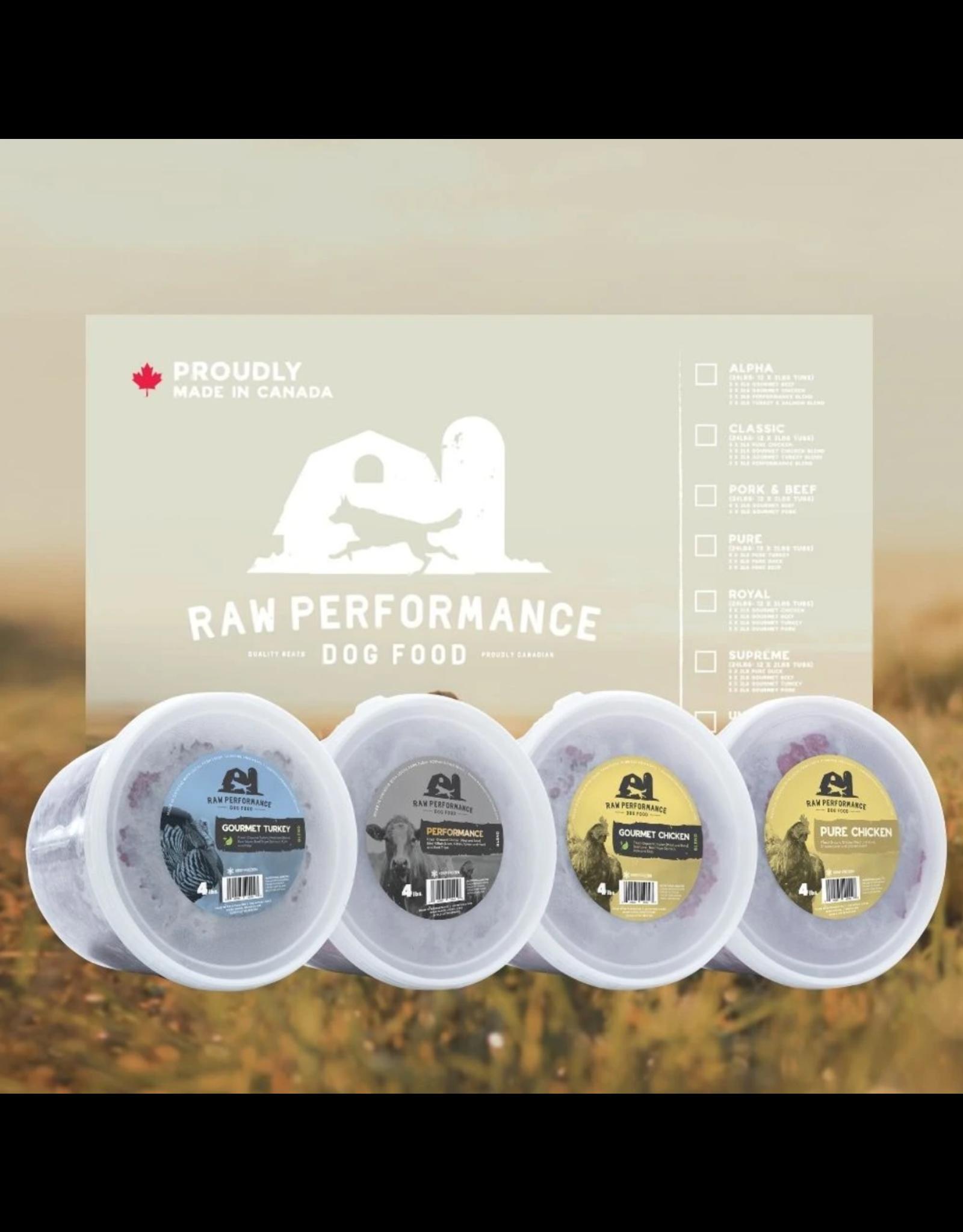 Raw Performance Raw Performance - Wolf Pack - 48LB
