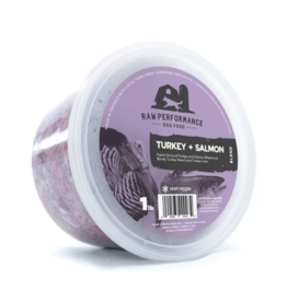 Raw Performance Raw Performance - Turkey & Salmon Blend