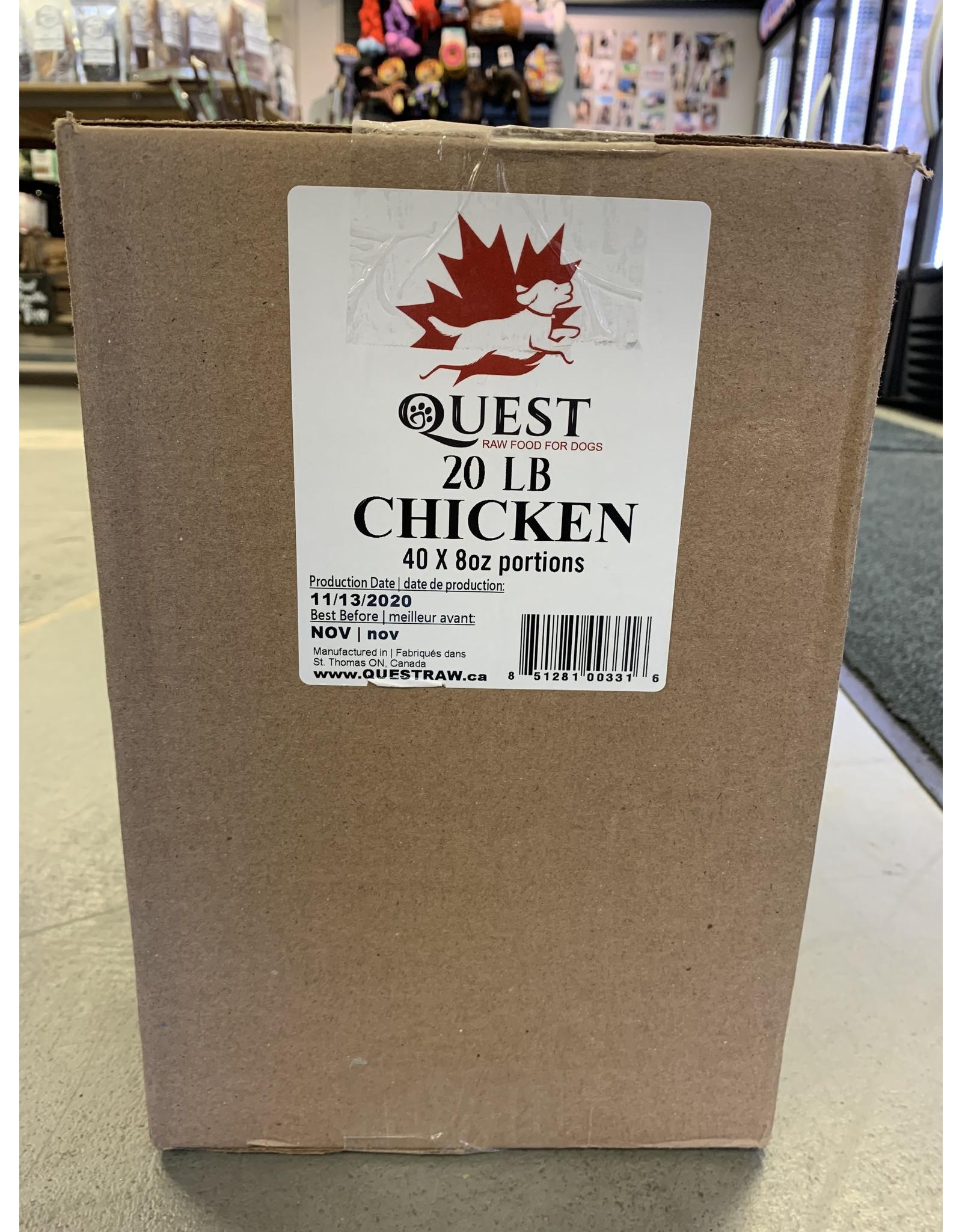Quest Quest - 20LB - Chicken