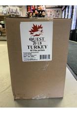 Quest Quest - 20LB - Turkey