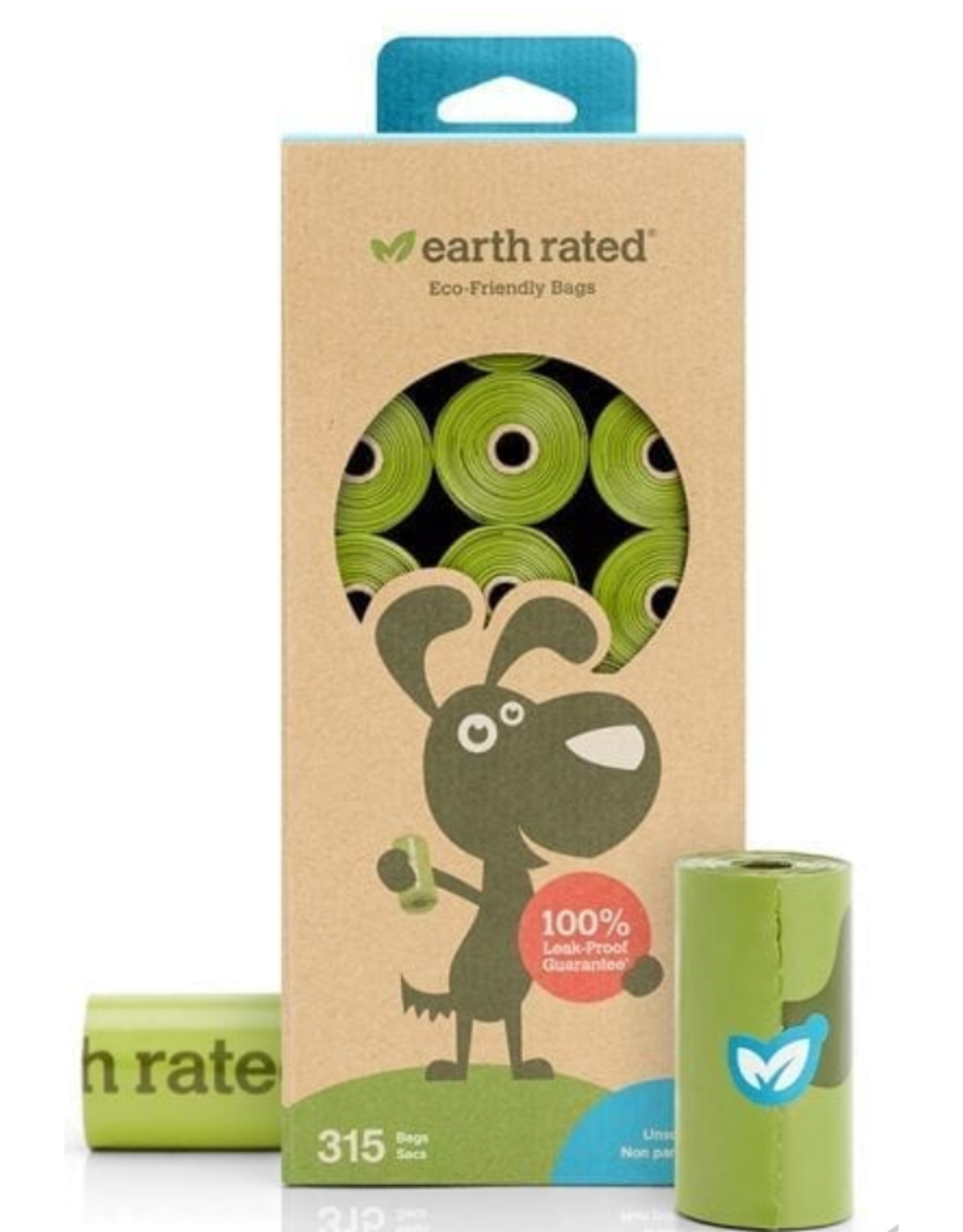Earth Rated Earth Rated Poop Bags - 315 - Unscented