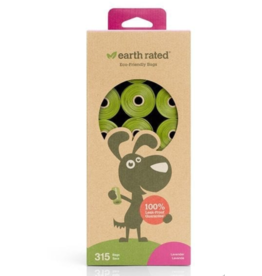Earth Rated Earth Rated Poop Bags - 315 - Lavender