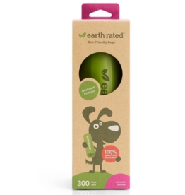 Earth Rated Earth Rated Poop Bags - 300 Lavender
