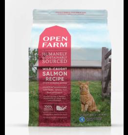 Open Farm Open Farm Dry - CAT - Wild Salmon 8LB