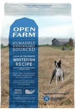 Open Farm Open Farm Dry - Whitefish and Lentil