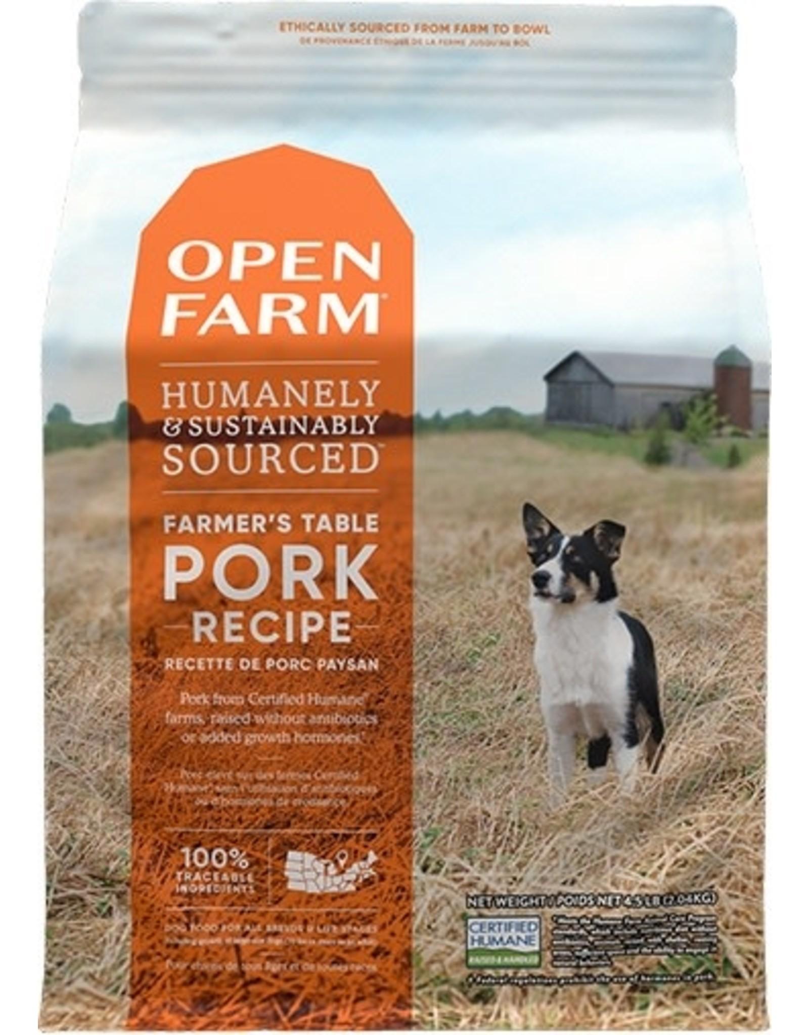 Open Farm Open Farm Dry - Pork