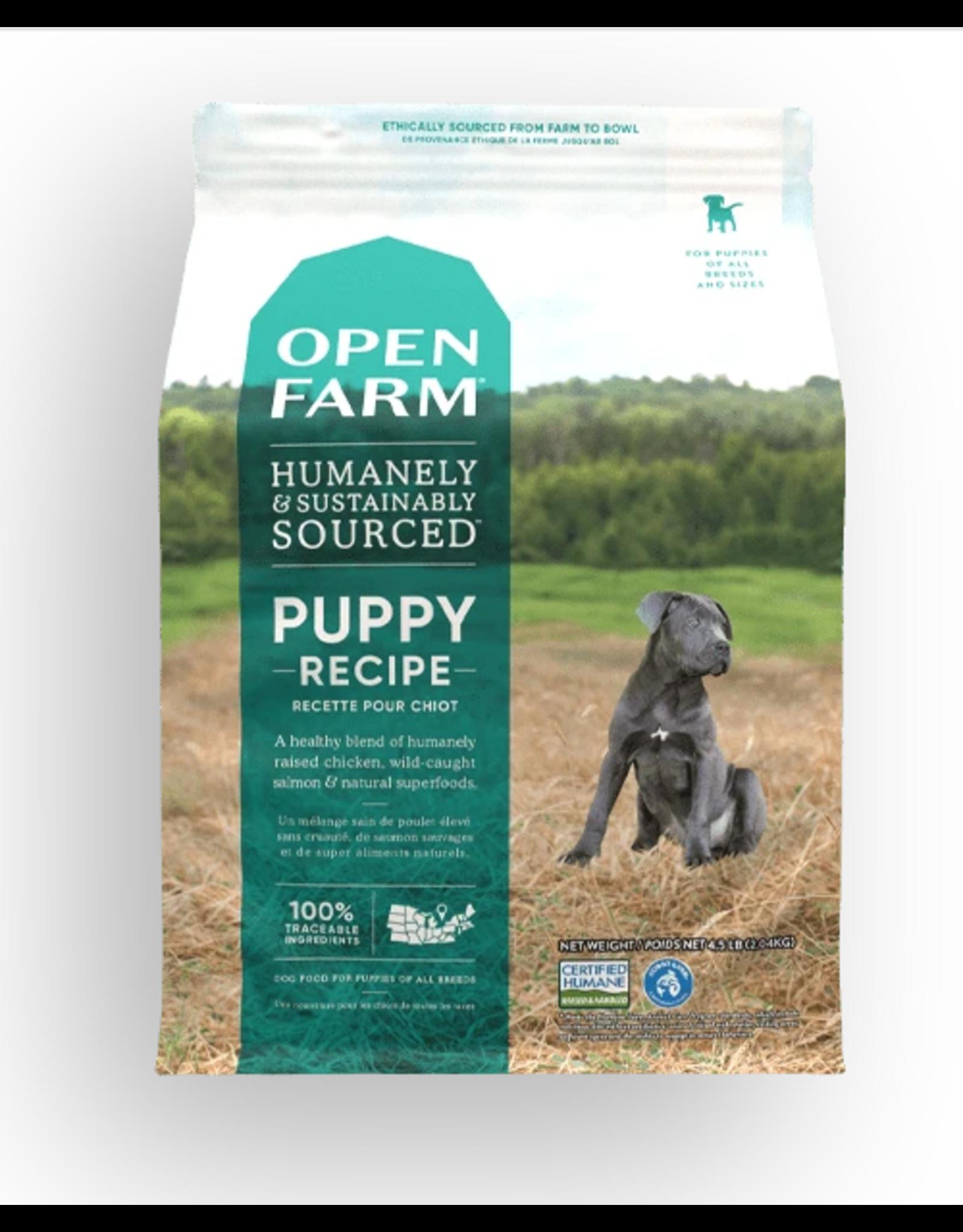 Open Farm Open Farm Dry - Puppy