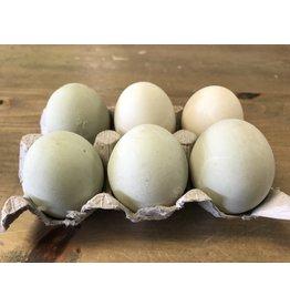 Chews Duck Eggs - 1/2 Dozen