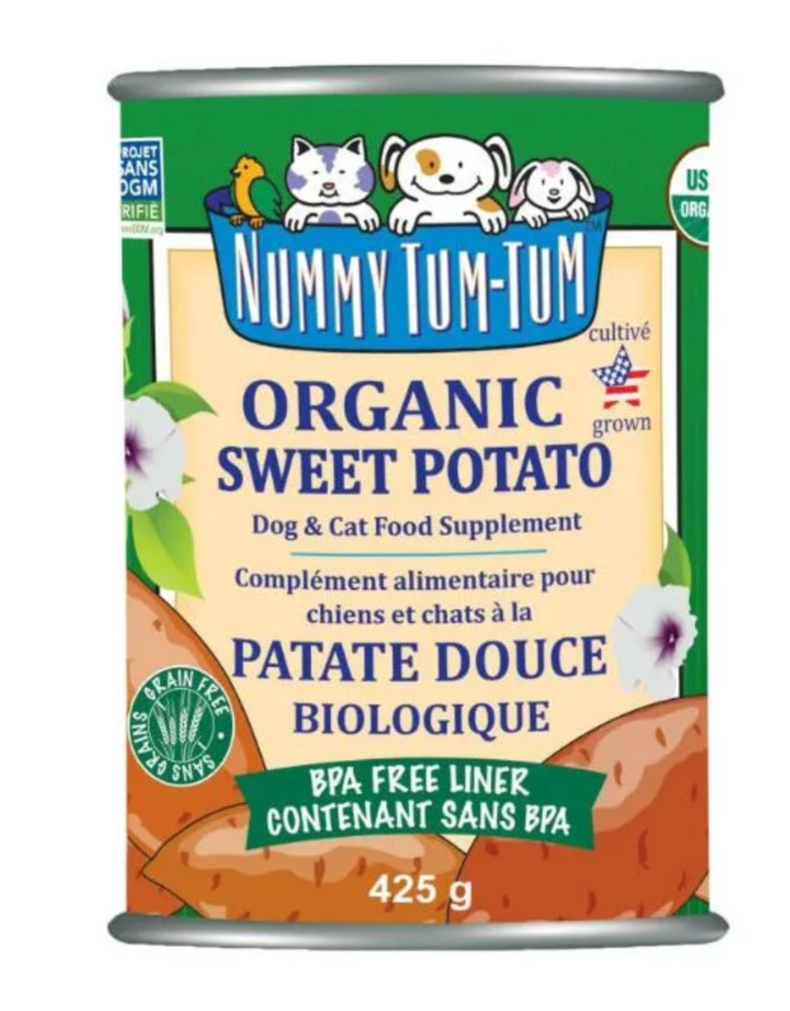 Nummy Tum-Tum Nummy Tum-Tum - Organic Sweet Potato