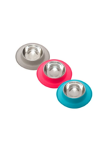 Messy Mutts Messy Mutts - Silicone Feeder w/ Stainless Bowl