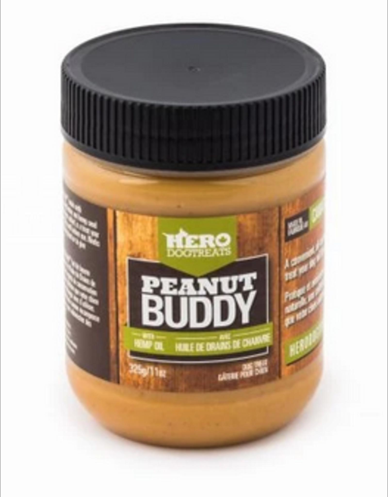 Hero Dog Treats Hero - Peanut Buddy