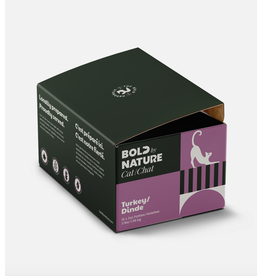 Bold Raw Bold by Nature - CAT - Turkey - 3LB