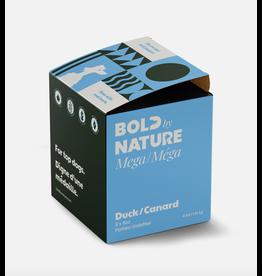 Mega Dog Bold by Nature - Mega - Duck - 4lb Box