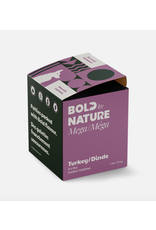 Mega Dog Bold by Nature - Mega - Turkey - 4lb Box