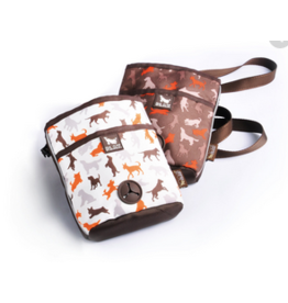 Pet Play Scout and About - Training Pouch - Mocha