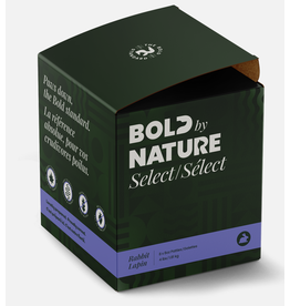 Bold by Nature Bold by Nature - Rabbit Select - 4lb