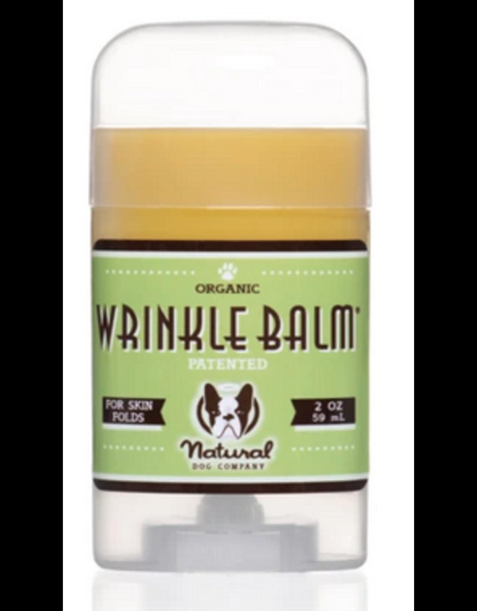 Natural Dog Company Natural Dog Company - Wrinkle Balm Stick 2oz