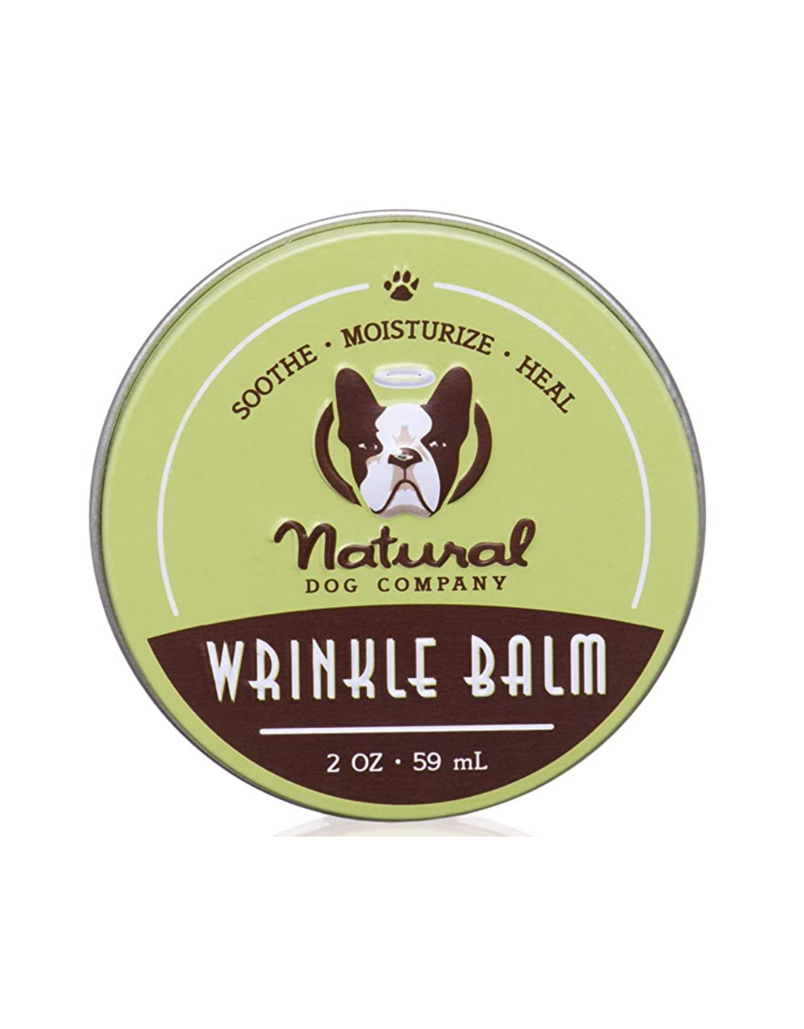 Natural Dog Company Natural Dog Company -  Wrinkle Balm Tin 2oz