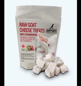 Happy Days Happy Days - Raw Goat Cheese W/ Cranberry - 100g