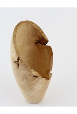 Hugh Ross Sugar Maple Vase by Hugh Ross