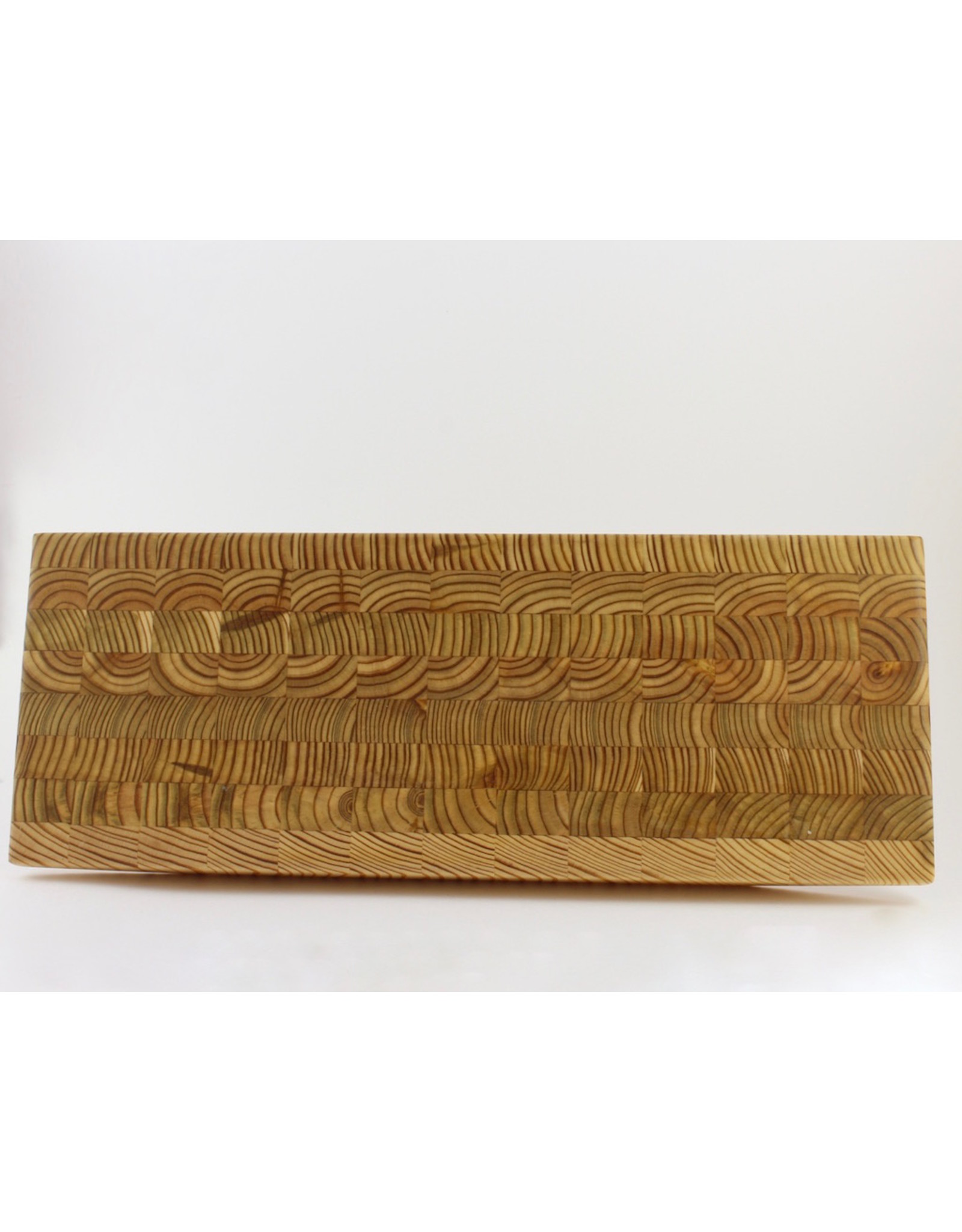 Larch Wood Canada Ki Small Serving Board by Larch Wood Canada