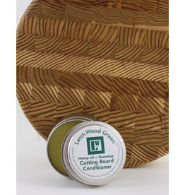 Larch Wood Canada Beeswax and Hemp Oil Cutting Board Conditioner by Larch Wood  (large)