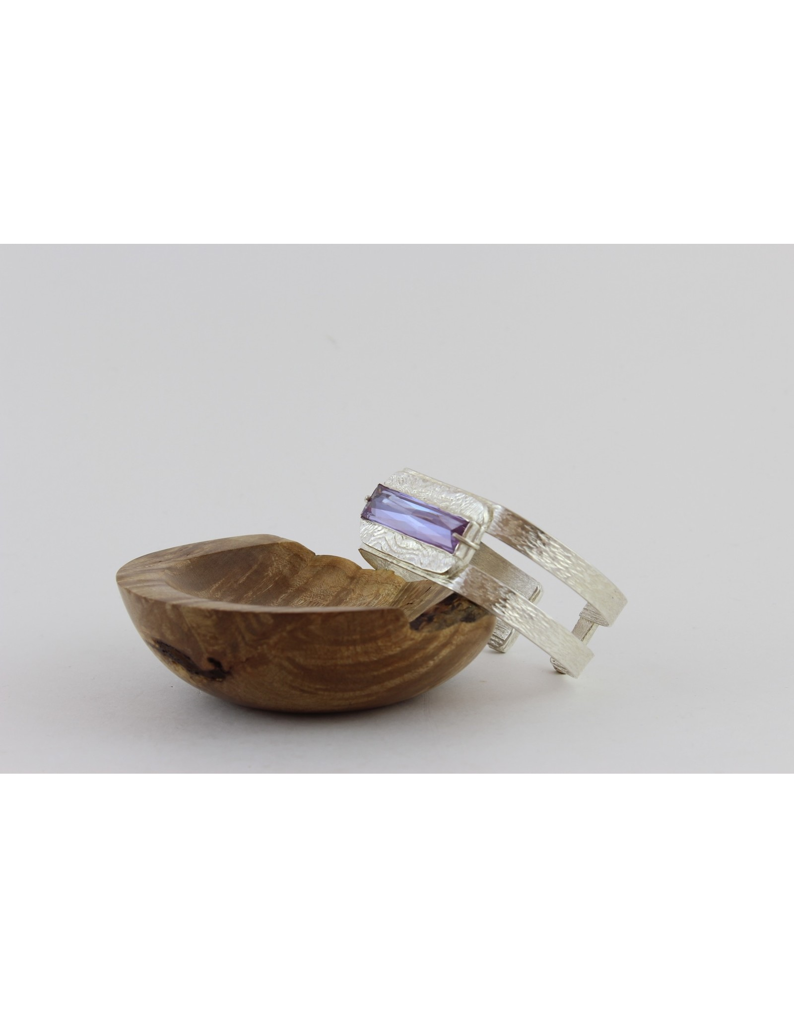 Teddy Tedford Quartz Cuff by Teddy Tedford