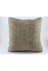Paula Davis Floral Motif Cushion by Loop Maker