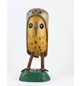 William Roach Brown Owl by William Roach