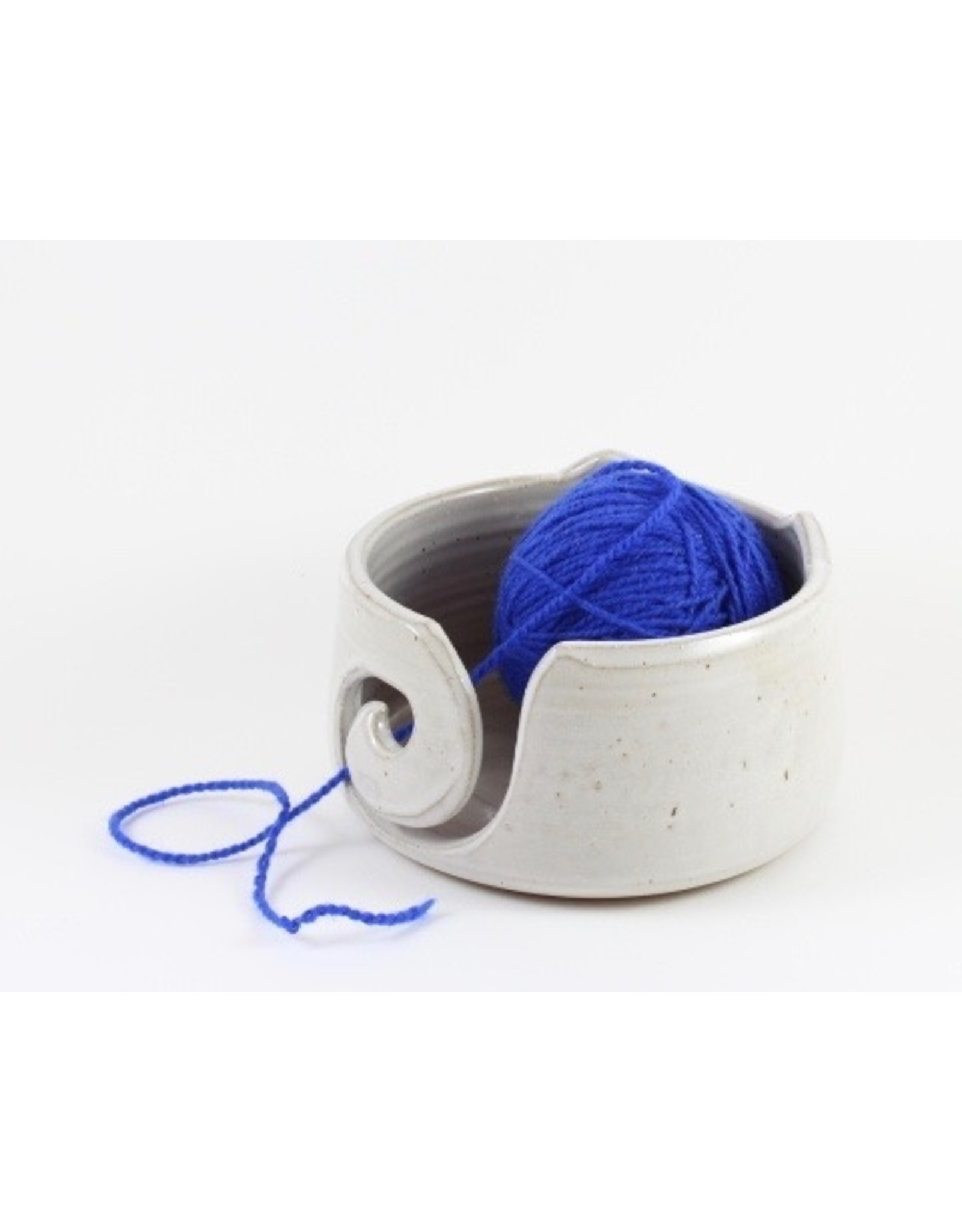 Tessa Reed Cat Yarn Bowl by Tessaramics
