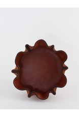 Jolene Dauphney Medium Pocket Dish by Leather Works