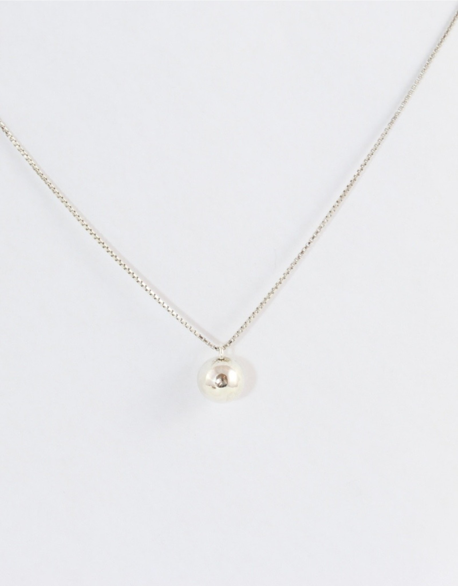 Karen Graham Ball & Chain Necklace by Karen Graham