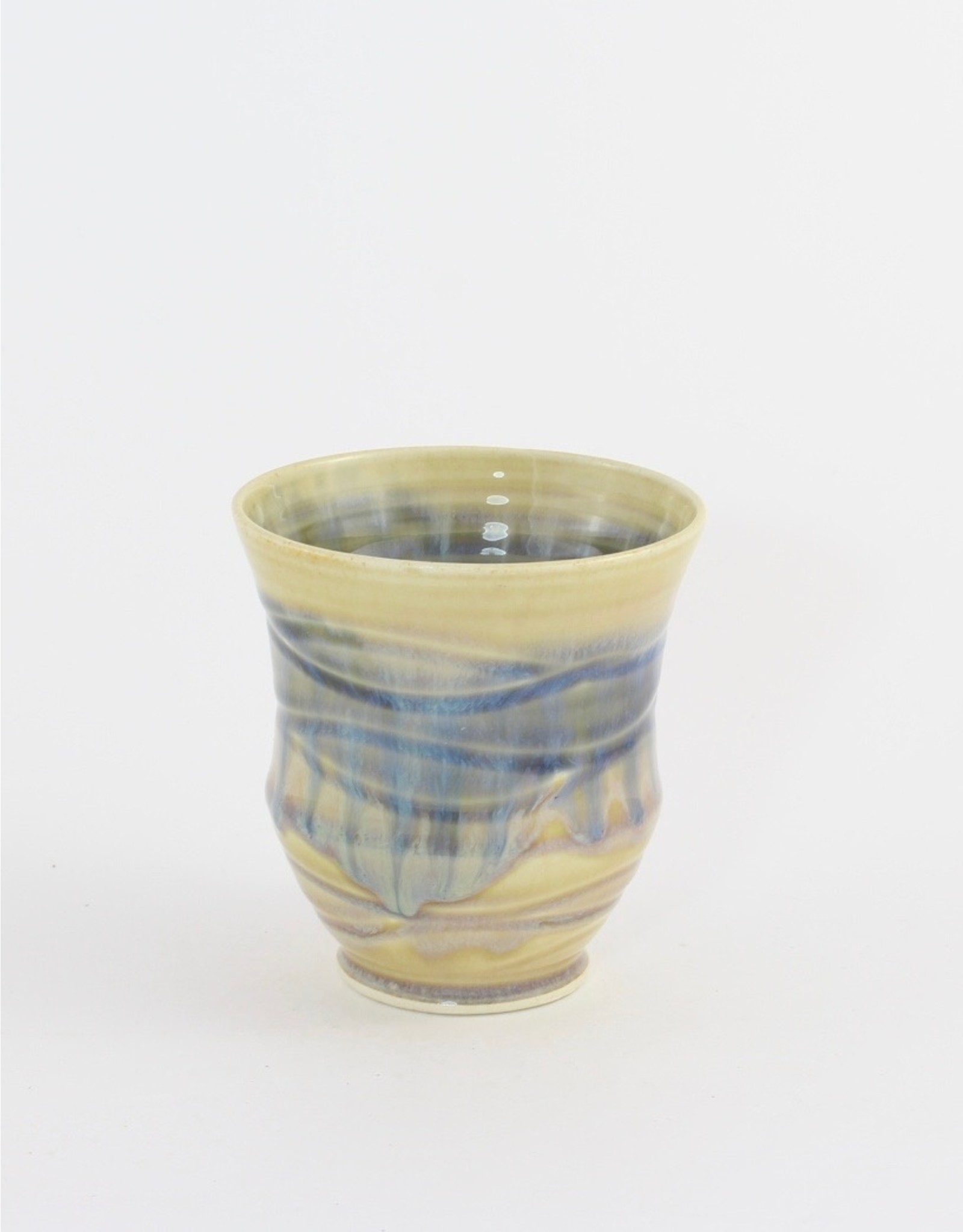 Linda Wright Wine Cups by Big Hill Pottery