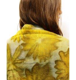 Mel Sweetnam Printed Wool Scarf by Mel Sweetnam