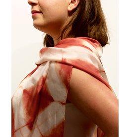 Josephine Clarke Textiles Natural Dye Silk Scarves by Josephine Clarke Textiles