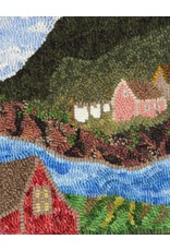 Betty Paruch Houses Down the Lane by Betty Paruch