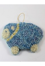 Betty Paruch Sheep Ornament by Betty Paruch