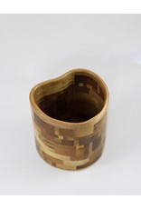 Robert Evans Medium Pencil Box by Woodsmiths