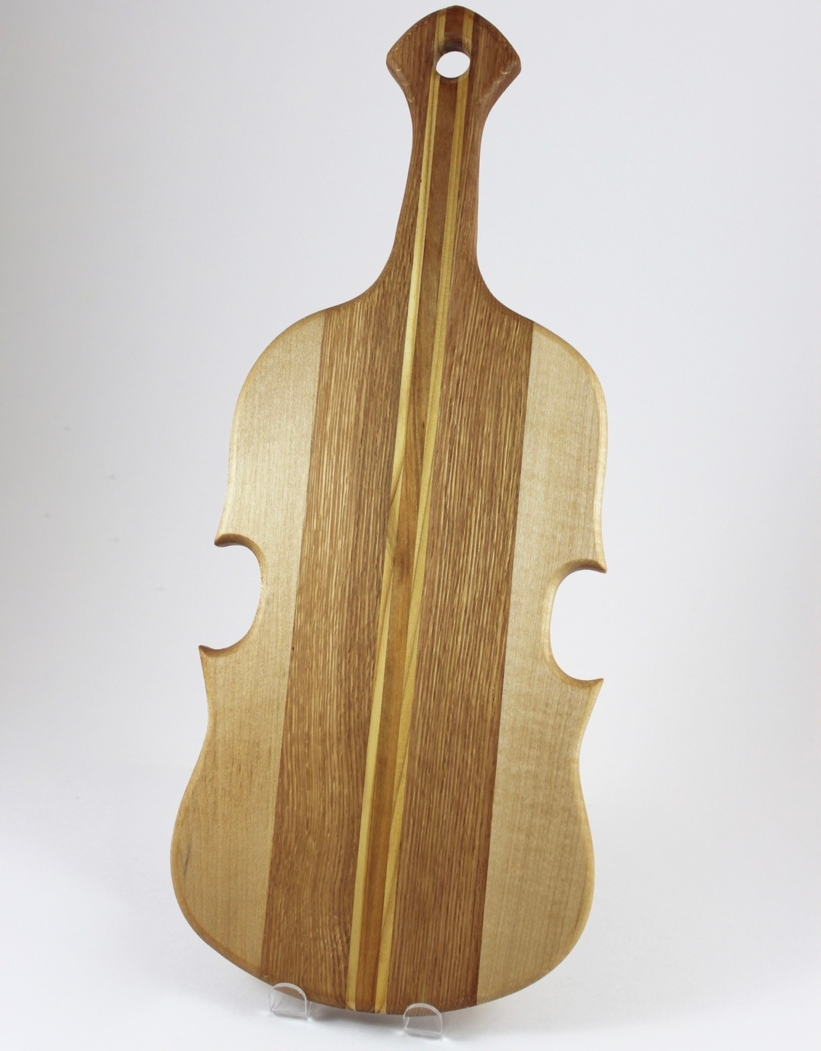 Robert Evans Fiddle Serving Board by Woodsmiths