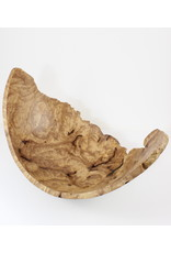 Hugh Ross Hophornbeam Large Bowl by Hugh Ross
