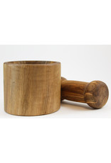 The Bowl Guy Maple Mortar and Pestle by The Bowl Guy