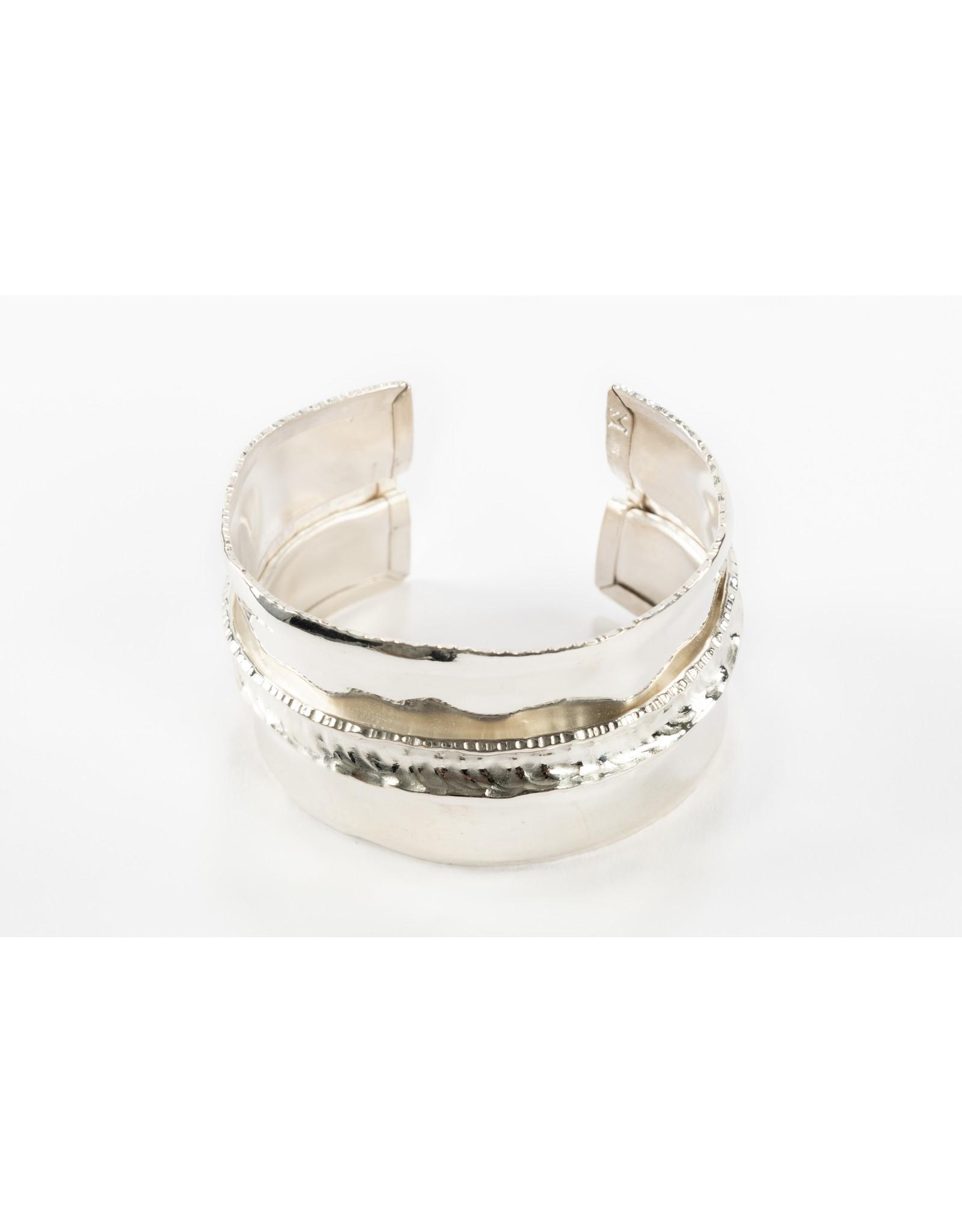 Cuff Bracelet by Karen Wawer