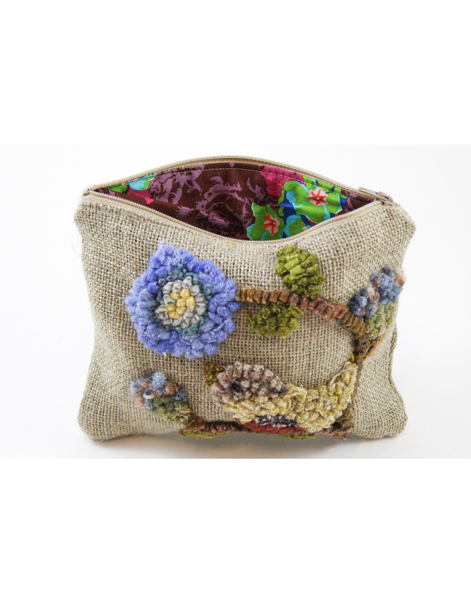 Paula Davis Cosmetic/Utility Bag by Loop Maker