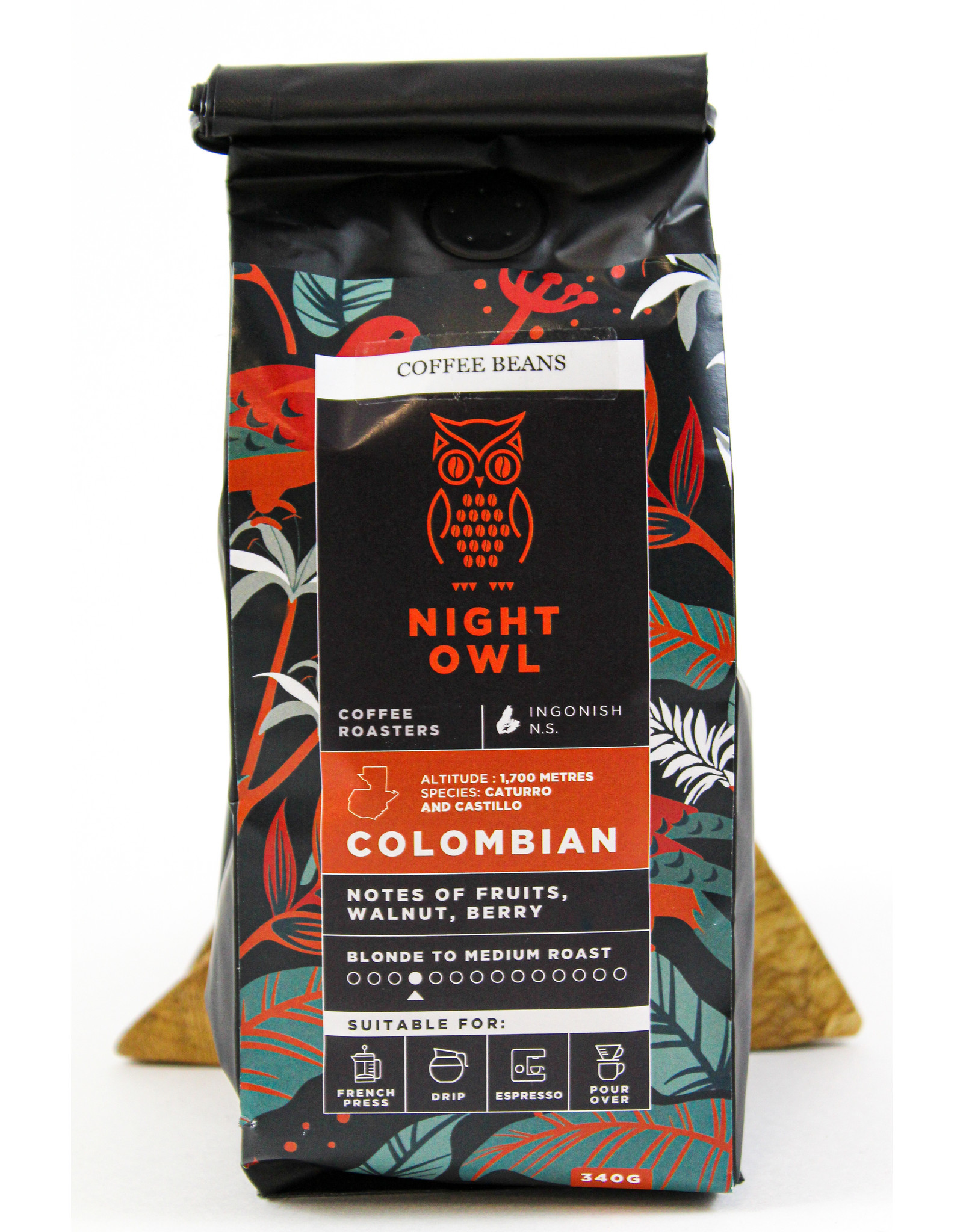 Kyla Williams Artisan Coffee by Night Owl