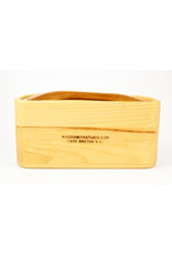 Robert Evans Single Drawer Wave Box by Woodsmiths