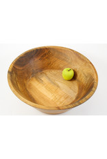 phil jones Spalted Maple Bowl by The Bowl Guy