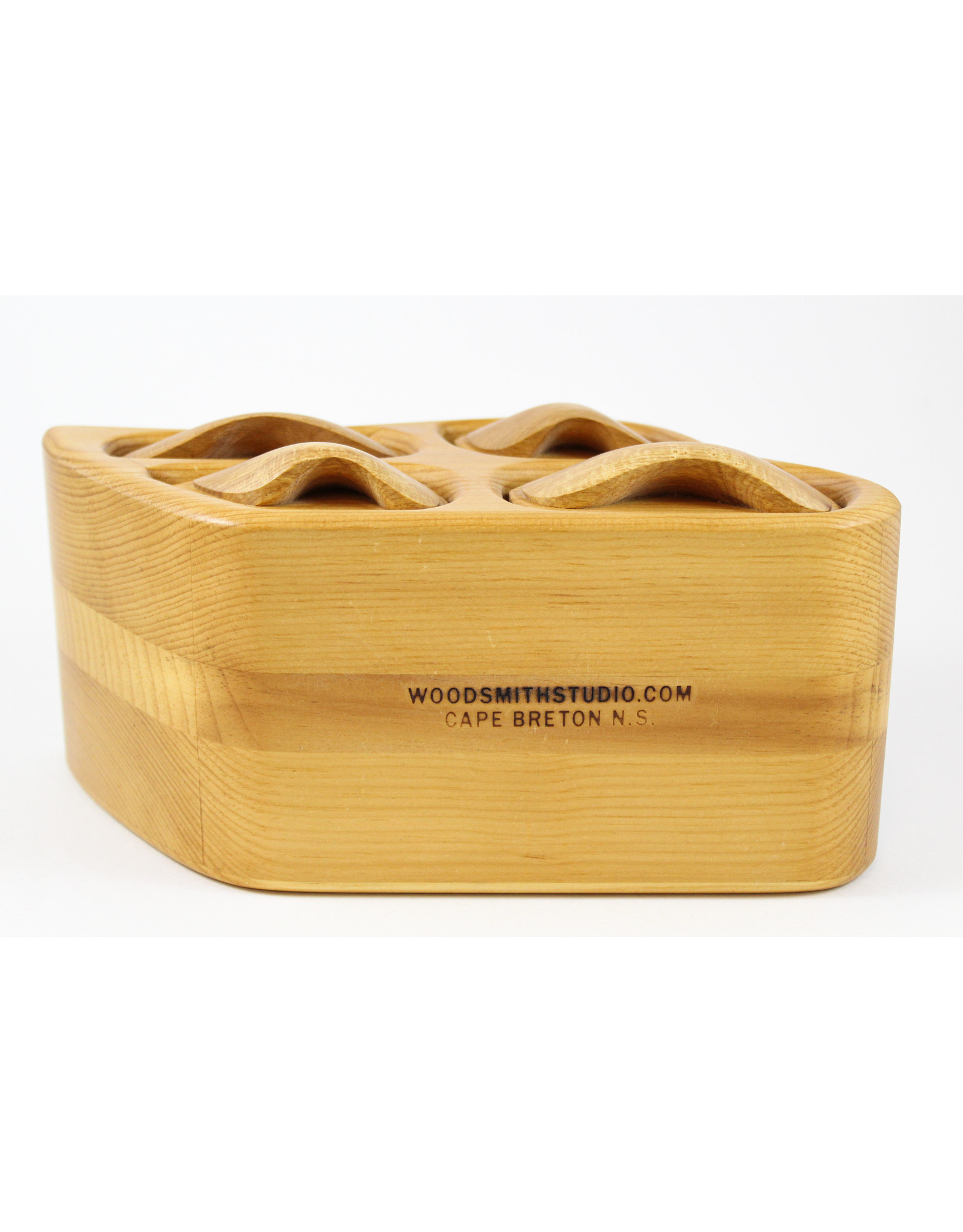 Robert Evans Large Four Drawer Band Box by Woodsmiths