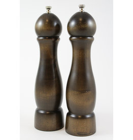 Large Salt & Pepper Set by Hugh Ross