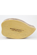 Robert Evans Oval and Leaf Boxes by Woodsmiths