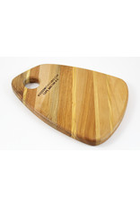 Robert Evans Cutting Board by Woodsmiths